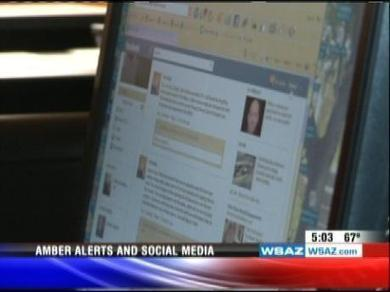 Social Media Helping Spread Word in Amber Alert Cases | social network on the internet | Scoop.it