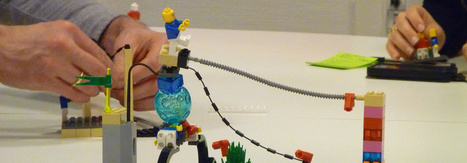 Lego serious play, brainstorming, team building, serious play, facilitation, animation atelier   Coaching & Creativity   Scoop.it