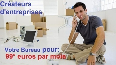 5 bonnes raisons de rejoindre un espace de coworking | Coworking  Mérignac  Bordeaux | Scoop.it
