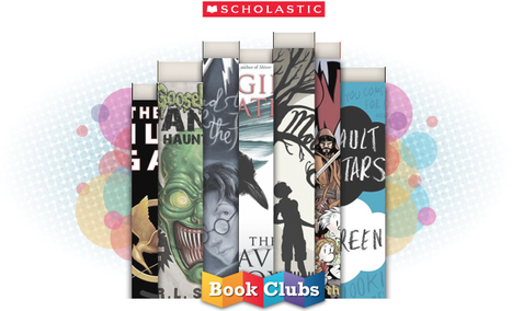 Scholastic Book Clubs Tumblr | Websites to Share with Students in English Language Arts Classrooms | Scoop.it