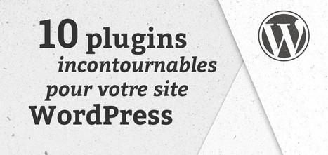 10 plugins incontournables pour WordPress - Blog du MMI | Freakinthecage Webdesign Lesetips | Scoop.it