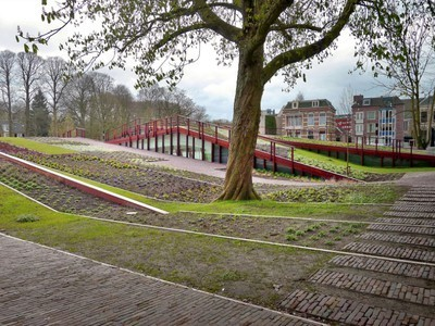 Green Roofs are Changing Architecture: Erick Van Egeraat's Drents Museum Is Built Under A Park | Growing Food | Scoop.it