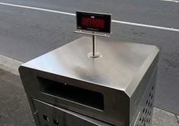 Marvel crée les plus petits panneaux pub au monde pour la promo de Ant-Man | streetmarketing | Scoop.it