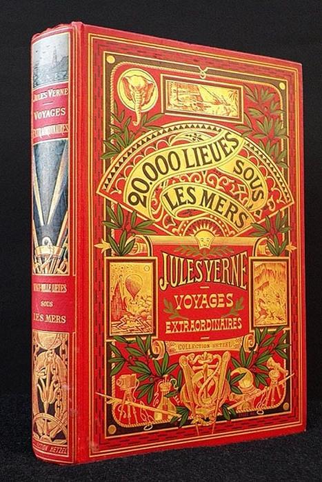 Visite du Nautilus, par Jules Verne | Merveilles - Marvels | Scoop.it