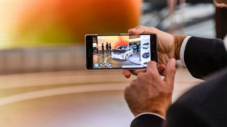BMW Launches First Augmented Reality Dealerships | AR - QR | Scoop.it