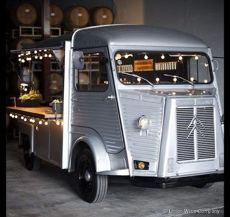 Le Wine-Truck, bar à vins ambulant : la bonne idée de la semaine | Le commerce du vin, entre mythe et réalité | Scoop.it