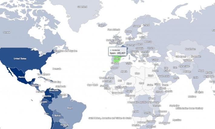 Forebears. Combien de personnes dans le monde ont le même nom que vous ? - Les Outils du Web | TIC et TICE mais... en français | Scoop.it