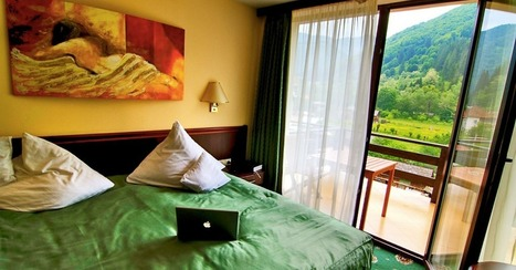 Browser Extension Tells You Wi-Fi Speed at Hotels Before You Book   Google + Applications   Scoop.it