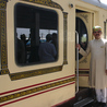 Palace On Wheels, the first luxury train of India