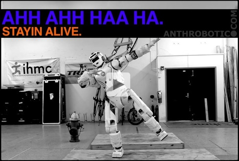 NASA's Valkyrie Humanoid Busting Fresh Moves Courtesy of IHMC (VIDEO) | AI, NBI, Robotics & Cybernetics & Android Stuff | Scoop.it