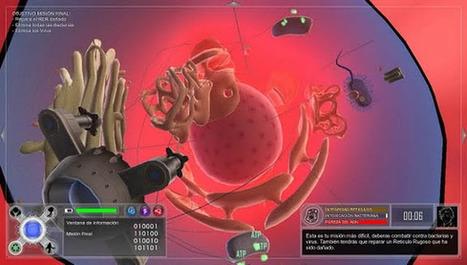 Video juego de biología celular . | Zientziak | Scoop.it