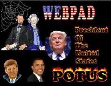 Nieuw van Jack Nowee: Webpad 'President van de Verenigde Staten' | Edu-Curator | Scoop.it