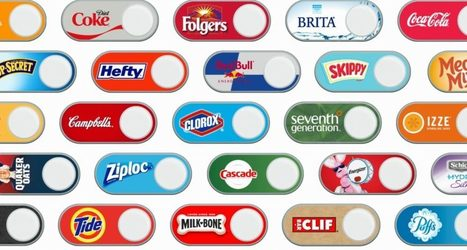 Amazon Dash Buttons Represent The Height Of Seamless Shopping | e-Social | Scoop.it