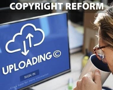 Le Parlement européen s'attaque au dossier du droit d'auteur   Orangeade   Scoop.it