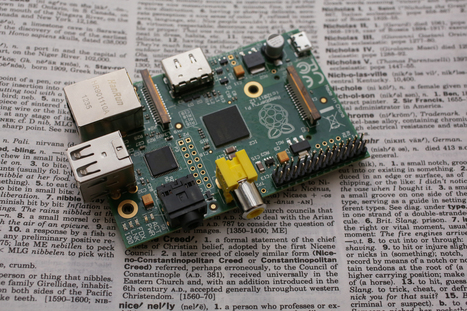 First boot with the Raspberry Pi - CNET   TechnDesign&use   Scoop.it