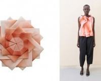Issey Miyake Collaborates With Scientists On Origami Fashion Line [Pics] Issey-Miyake-Reality-Lab-1325-fashion-collection5 – @PSFK | Fashion Technology Designers & Startups | Scoop.it