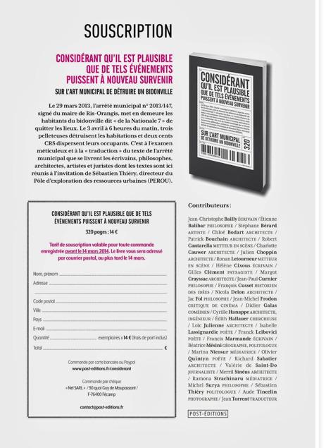 FRANCIA: publicación de un 'libro del PERÚ' ::: Journal de l'Ambassade du PEROU à Ris-Orangis... et à Grigny | MAZAMORRA en morada | Scoop.it