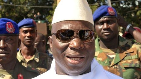 The Gambia's Yahya Jammeh's term extended by parliament. @investorseurope #culture | Culture, Humour, the Brave, the Foolhardy and the Damned | Scoop.it