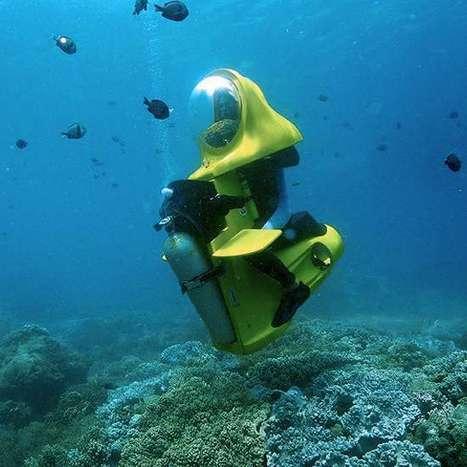 Luxury Personal Submarines   TrendHunter   au cul du c@mion   Scoop.it