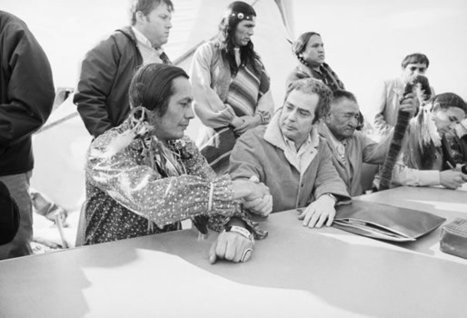 Heretic, Rebel, a Thing to Flout: Russell Means at Wounded Knee—A Look Back | Midwestern local history and genealogy | Scoop.it