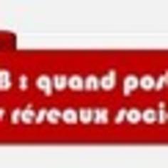 Info Magazine: Quand poster sur les réseaux sociaux ? [infographie] | TIC et TICE mais... en français | Scoop.it
