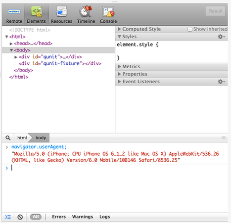 jsFiddleを使ってJavaScriptのテストを簡単に動かせるテンプレートサイト ... | html5ers | Scoop.it