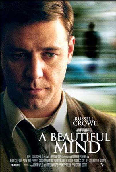 a beautiful mind true story about