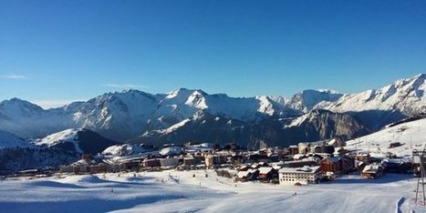 Alpe d'Huez : 350 millions d'euros pour séduire les skieurs internationaux | World tourism | Scoop.it