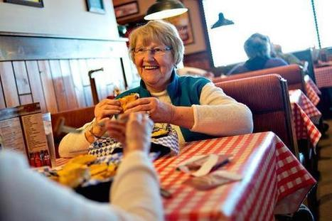 Restaurants rethink menus to woo baby boomers - CNBC.com | It's a boomers world! | Scoop.it