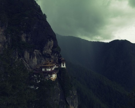 Photo Essay | Bharat Sikka's Photographs of Bhutan | Visual Culture and Communication | Scoop.it