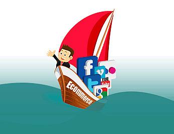 Les 6 stratégies des médias sociaux du e-commerce ! | Actua web marketing | Scoop.it