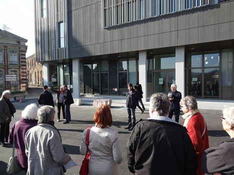 Mois de l'architecture : visite de l'Hôtel d'Agglomération | Dans la CASE & Alentours | Scoop.it