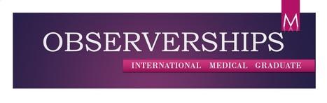 Medobserverships In Medical Clinical Observership Externship