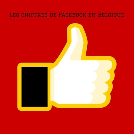 Facebook en Belgique ? 5,9 millions de comptes actifs (+5%) | Communication - Marketing - Web | Scoop.it