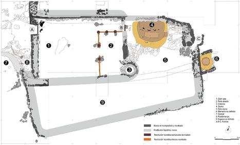 Sauna castreña del oppidum de Monte Ornedo (Valdeolea, Cantabria) | Classic languages | Scoop.it