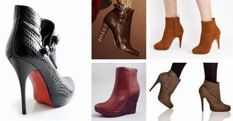 Get High On Boots For A Striking Appearance - Boots For Women ~ Fashion and you,latest trends,designer sarees,accessories,salwar kameez | Fashion Of Indian | Fashion Of Indian | Scoop.it