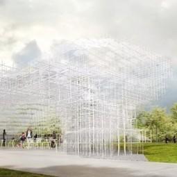 Sou Fujimoto designs Serpentine Gallery Pavilion 2013   Architecture, design & algorithms   Scoop.it