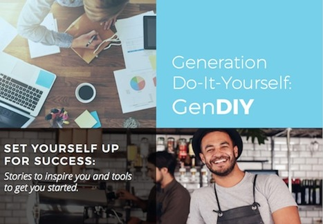Generation Do-It-Yourself (GenDIY) Toolkit: Stories to Inspire you and tools to get you started via Katie Vander Ark | disruptive technolgies | Scoop.it