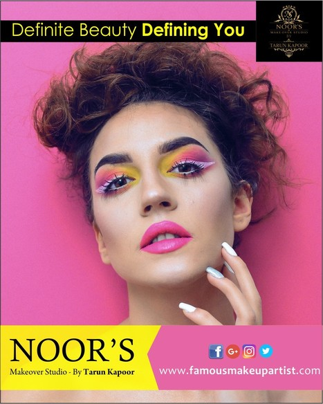 Bollywood Makeup Artist in Karnal