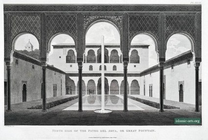 The Alhamra at Granada | Quran Online | Scoop.it