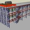Pallet rack architecture