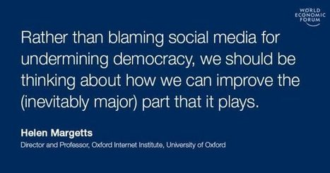 Of course social media is transforming politics. But it's not to blame for Brexit and Trump — Oxford Internet Institute | Corridor of learning | Scoop.it