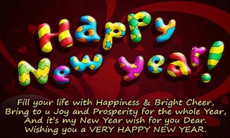 happy new year sms 2018 best simple sms about new year 2018