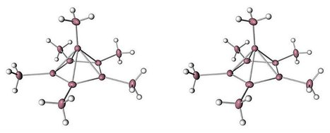 Forget What You Learned in High School - This New Carbon Molecule Has 6 Bonds | Science Sites | Scoop.it