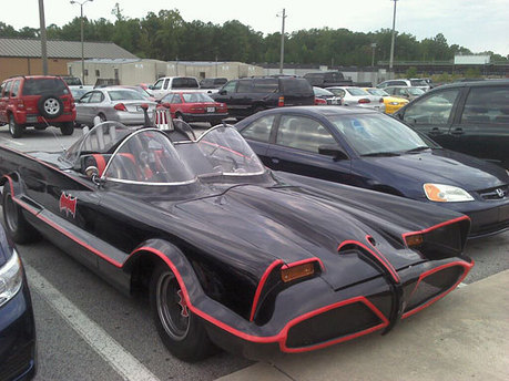 funny old batmobile TV show | efunnyphotos | S...