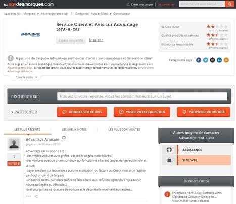 SAV des marques crée un service client collaboratif | social marketing, médias sociaux, | Scoop.it
