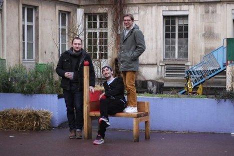 Quand Parisiens et migrants inventent le Vivre ensemble | Economie circulaire | Scoop.it
