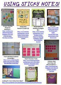 50 Post It Lessons | Pinterest | Education Tech & Tools | Scoop.it