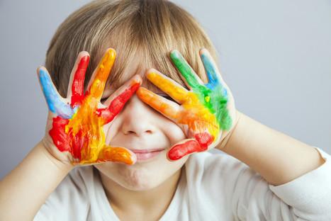 Comment les enfants deviennent droitiers – ou gauchers | Les troubles de l'écriture | Scoop.it