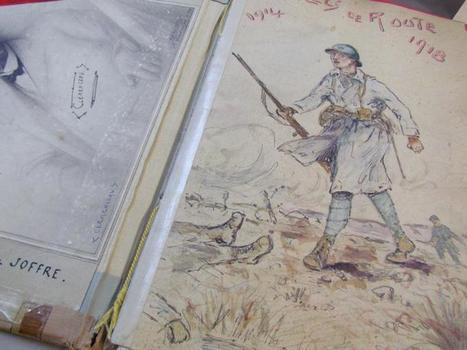 Guerre 14-18/ La Grande Collecte révèle des trésors d'archives privées | Patrimoine 2.0 | Scoop.it